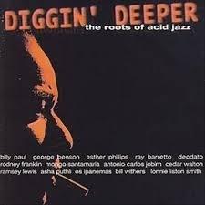 Diggin Deeper The Roots Of Acid Jazz Vol.2 2LP