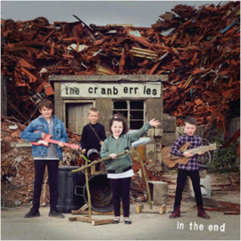 The Cranberries In the End LP - Coloured Vinyl