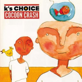 K's Choice Cocoon Crash LP