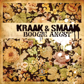 Kraak & Smaak Boogie Angst 2LP - Yellow Vinyl-