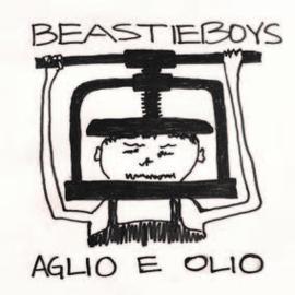 Beastie Boys Aglio E Olio LP - Clear Vinyl-
