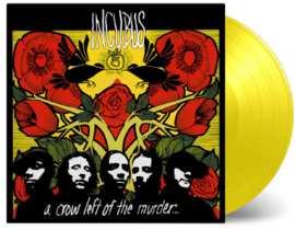 Incubus A Crow Left Of The Murder 2LP - Yellow Vinyl