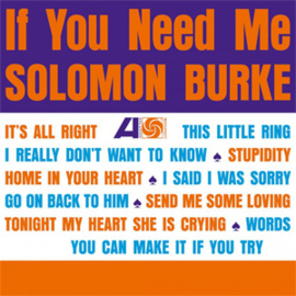 Solomon Burke If You Need Me 180g LP