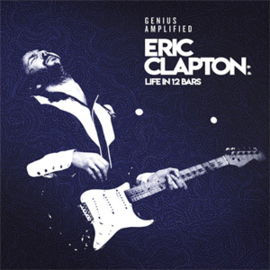Eric Clapton Life in 12 Bars Soundtrack 4LP