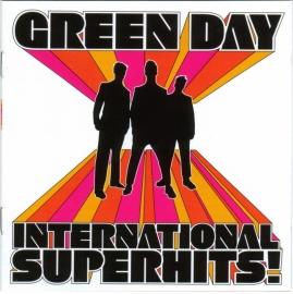Green Day - International Superhits LP