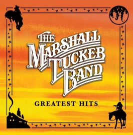 Marshall Tucker Band Greatest Hits 2LP
