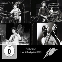 Vitesse Live At Rockpalast 1979 -cd+dvd-