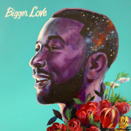 John Legend Bigger Love 2LP