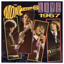 The Monkees - Live 1967 LP