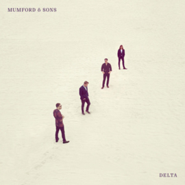 Mumford & Sons Delta CD - Indie Only -