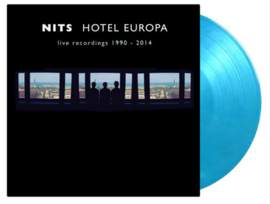 Nits Hotel Europe Live Recordings 2LP - Blue Vinyl-
