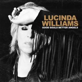 Lucinda Williams Good Souls Better Angels CD
