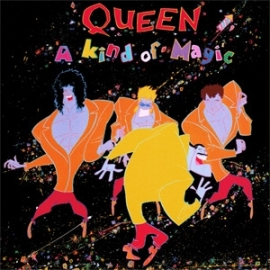 Queen A Kind of Magic Half-Speed Mastered 180g LP