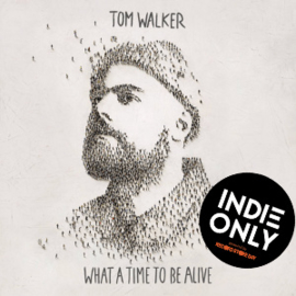 Tom Walker What A Time To Be Alive LP -Coloured Vinyl-