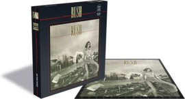 Rush Permanent Waves Puzzel
