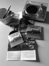Beastie Boys Sabotage 3'
