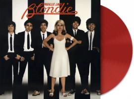 Blondie Parallel Lines LP - Red Vinyl-