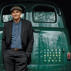 James Taylor Before This World LP.