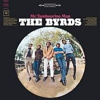 Byrds - Mr. Tambourine Man LP