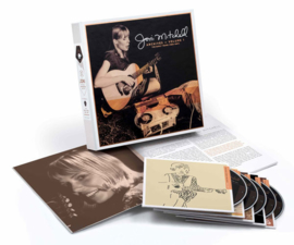 Joni Mitchell Archives Vol. 1: The Early Years (1963-1967) 5CD