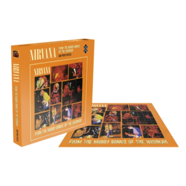 Nirvana From The Muddy Banks Wishkah Puzzel