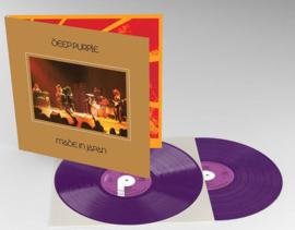 Deep Purple Made In Japan 2LP - Purple Vinyl-