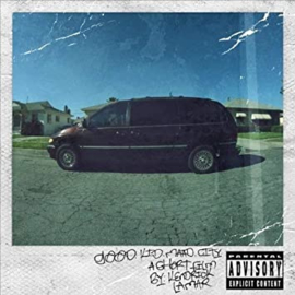 Kendrick Lamar Good Kid M.A.A.D City 2LP