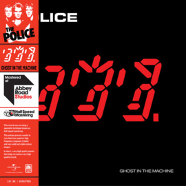 The Police Ghost In The Machine Half-Speed Mastered 180g LP