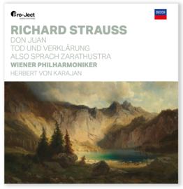 Wiener Philharmoniker & Herbert von Karajan – Richard Strauss LP