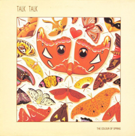 Talk Talk  Colour Of Spring LP + DVD