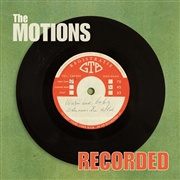 Motions Recorded CD