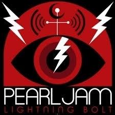 Pearl Jam Lightning Bolt LP