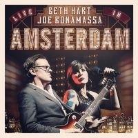 Beth Hart & Joe Bonamassa Live In Amsterdam 3LP