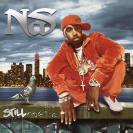 NAS Stillmatic 2LP - Silver Vinyl-