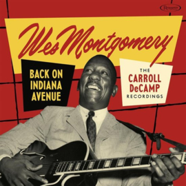 Wes Montgomory Back On Indiana Avenue 2LP