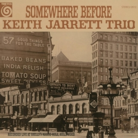 Keith Jarrett Trio - Somewhere Before LP