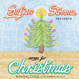 """Sufjan Stevens Sufjan Stevens Presents Songs For Christmas Singalong Volumes I-V 12"""" Vinyl 5EP Box Set"""