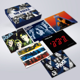 The Police Every Move You Make, The Studio Recordings 6CD