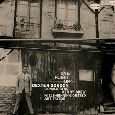 Dexter Gordon One Flight Up 180g LP
