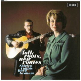 Shirley Collins & Davy G Folk Roots, New Routes LP