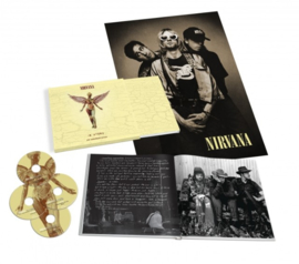 Nirvana - In Utero 3CD + DVD