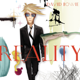 David Bowie Reality LP