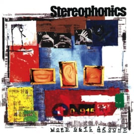 Stereophonics Word Gets Around LP