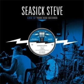Seasick Steve - Live At Third Man Records D2D LP