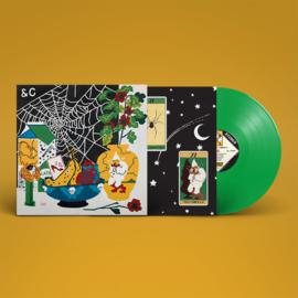 Parquet Courts Sympathy For Life LP -Green Vinyl-