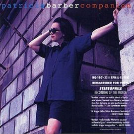 Patricia Barber Companion 180g 33rpm/45rpm 2LP