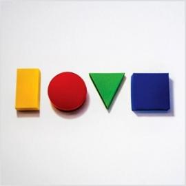 Jason Mraz - Love Is a Four Letter Word 2LP