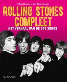 Rolling Stones Compleet Boek