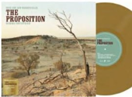 Nick Cave & Warren Ellis The Proposition LP - Gold Vinyl-