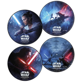 John Williams Star Wars: The Rise Of Skywalker Soundtrack -Picture Disc- 2LP